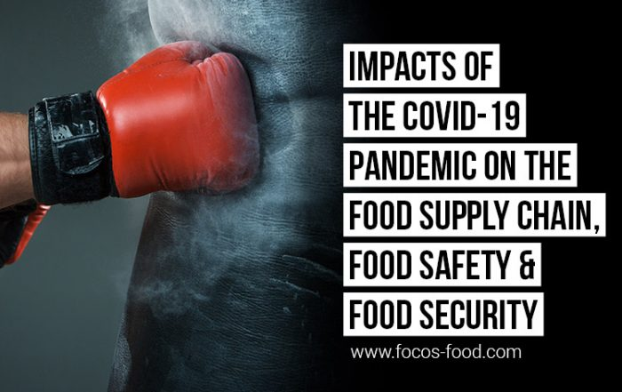 Covid-19 impact in food supply chain