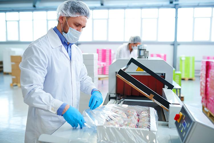 Hygiene measures in the food industry
